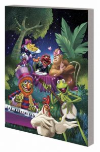 The Muppets 4 Seasons TPB
