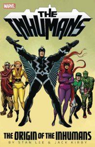Origin of the Inhumans