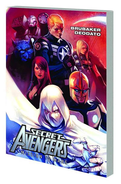 Secret Avengers TPB Volume 1