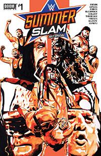 WWE Summerslam 2017 Special