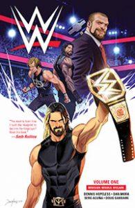 WWE TPB Volume 1