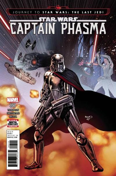 Star Wars: Captain Phasma #1