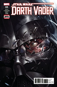 Star Wars: Darth Vader #5