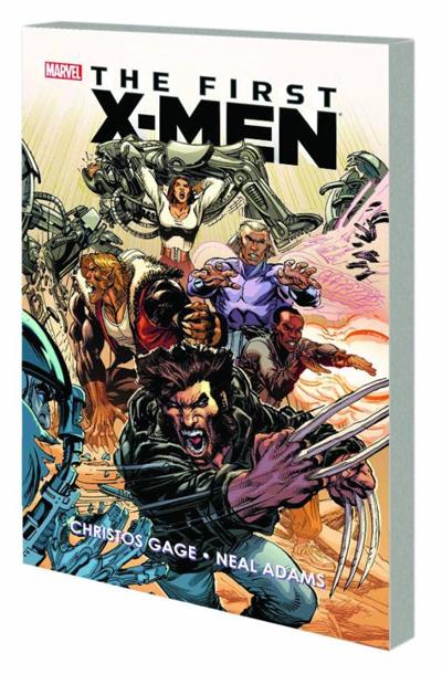 The First X-Men TPB