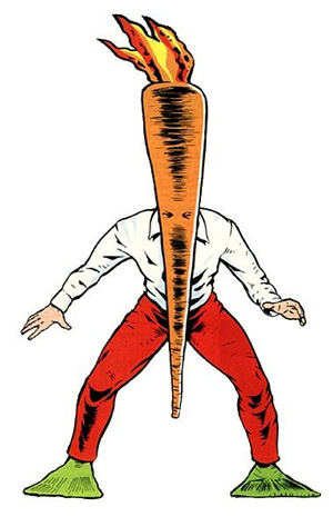 The Flaming Carrot
