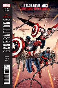 Generations: Captain Americas #1