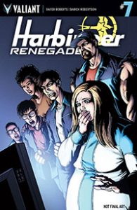 Harbinger Renegade #7