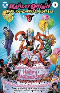 Harley Quinn 25th Anniversary Special