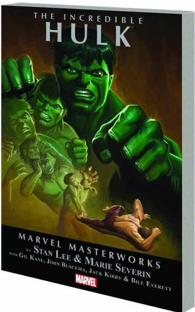 Marvel Masterworks Hulk Volume 3