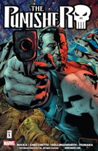 The Punisher by Greg Rucka