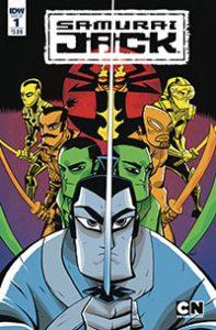 Samurai Jack: Quantum Jack #1