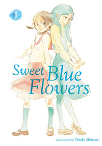 Sweet Blue Flowers Volume 1