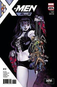 X-Men Blue #12
