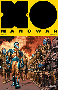 X-O Manowar TPB Volume 2