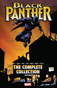 Black Panther (1998) Volume 1