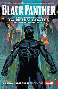 Black Panther (2016) Volume 1
