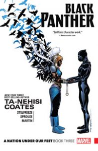 Black Panther (2016) Volume 3
