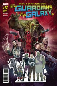 All-New Guardians of the Galaxy #12