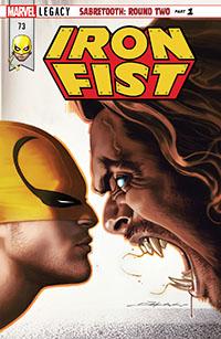Iron Fist #73