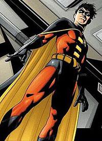 Tim Drake Robin