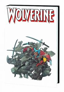 Wolverine by Chris Claremont and Frank Miller