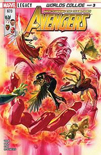 Avengers #673