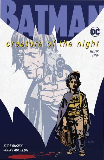 Batman: Creature of the Night #1