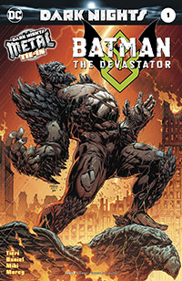 Batman: The Devastator