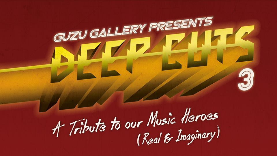 Deep Cuts 3: A Tribute to Our Music Heroes (Real & Imaginary)