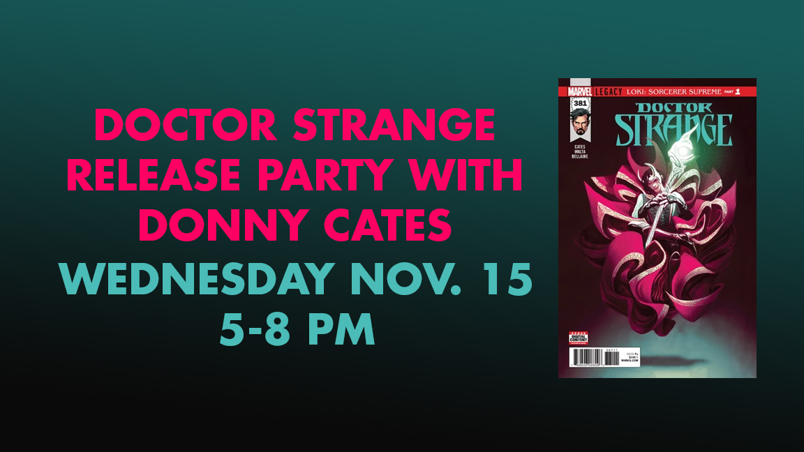 Doctor Strange Release Party