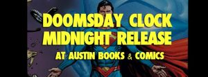 Doomsday Clock Midnight Release