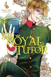 The Royal Tutor Volume 4