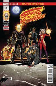 Spirits of Vengeance #2