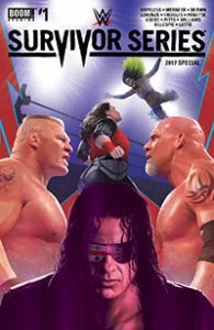 WWE 2017 Survivor Series Special