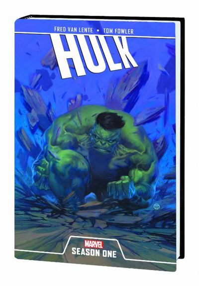 Hulk Season One HC