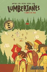 Lumberjanes TPB Volume 7