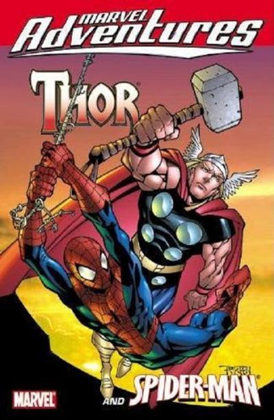 Marvel Adventures Thor & Spider-Man