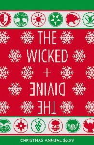 The Wicked + The Divine Christmas Annual