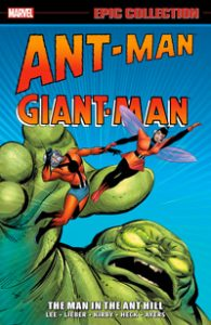 Ant-Man/Giant Man: The Man in the Ant Hill