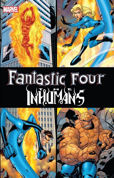 Fantastic Four / The Inhumans