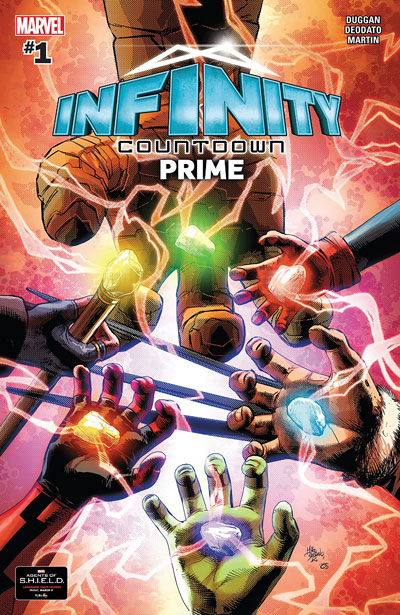 Infinity Countdown Prime
