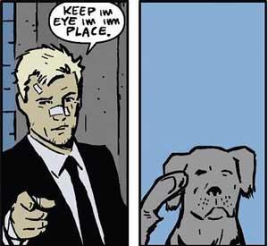 Lucky (Pizza Dog)