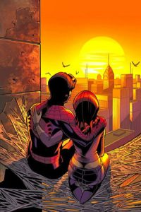 Peter Parker and Mary Jane Watson