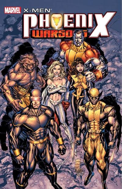 X-Men: Phoenix Warsong TPB