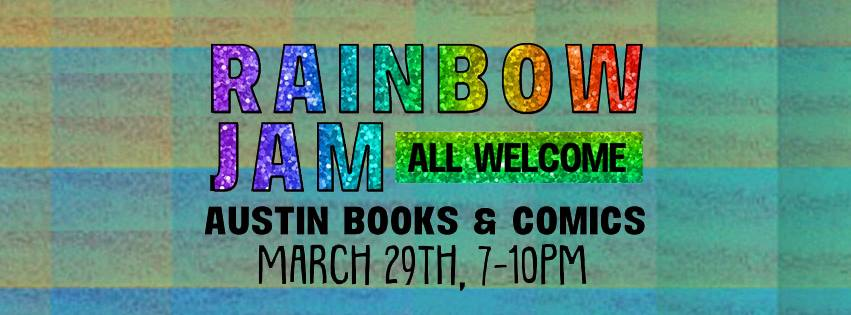 Rainbow Jam!