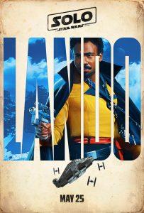 Solo: A Star Wars Story - Lando Calrissian
