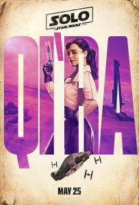 Solo: A Star Wars Story - Qi'ra