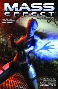 Mass Effect Redemption TPB