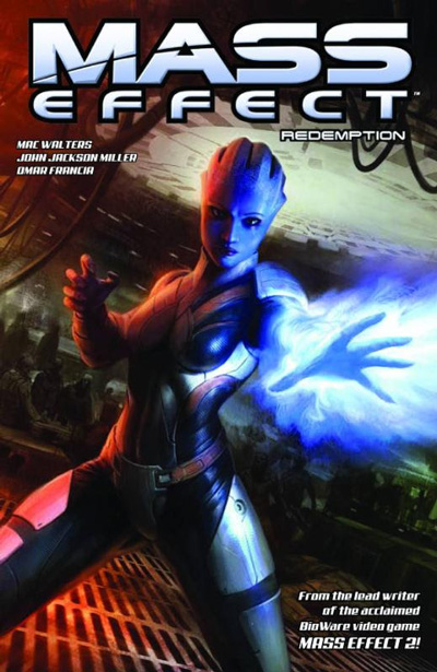 Mass Effect Redemption TPB