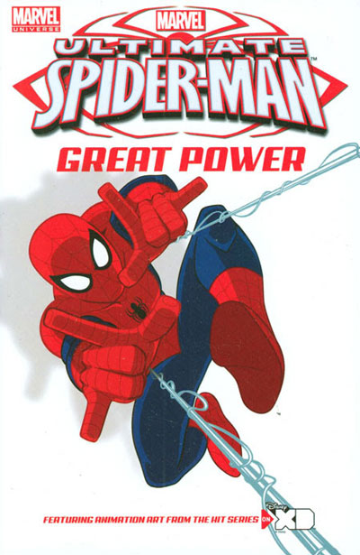 Marvel Universe: Ultimate Spider-Man Great Power Screen Cap Digest